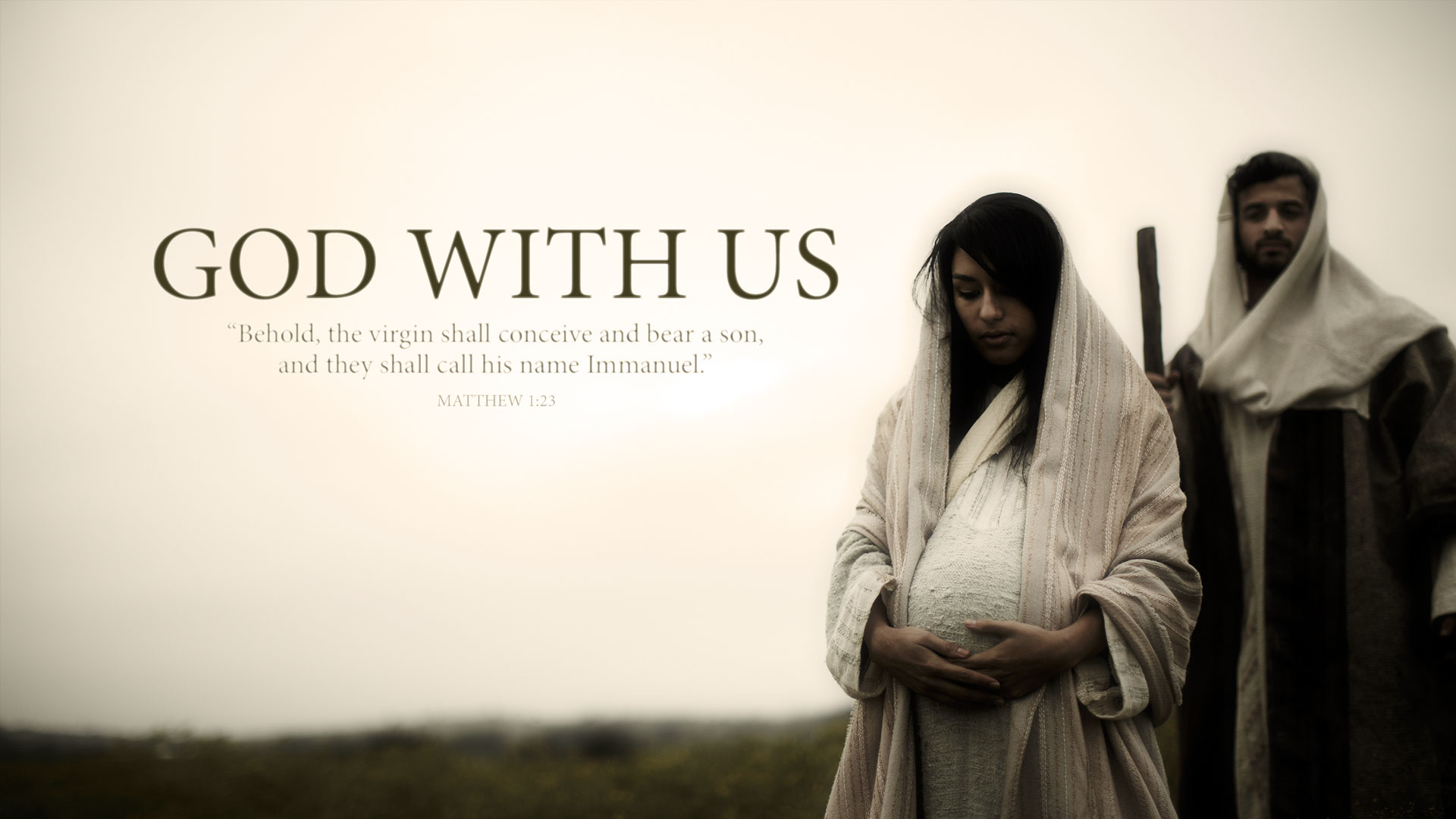 Wednesday Wallpaper God With Us Jacob Abshire