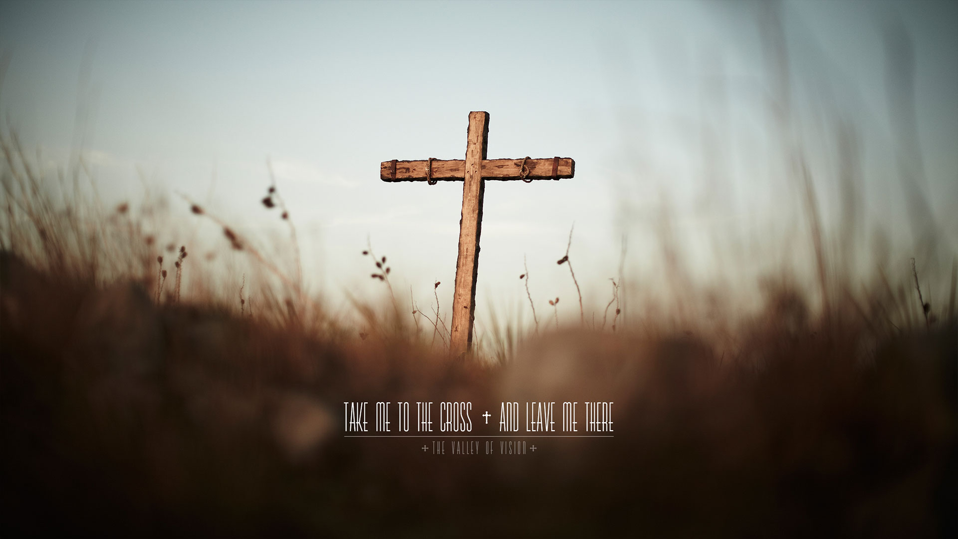 Take Me to the Cross and Leave  Cross