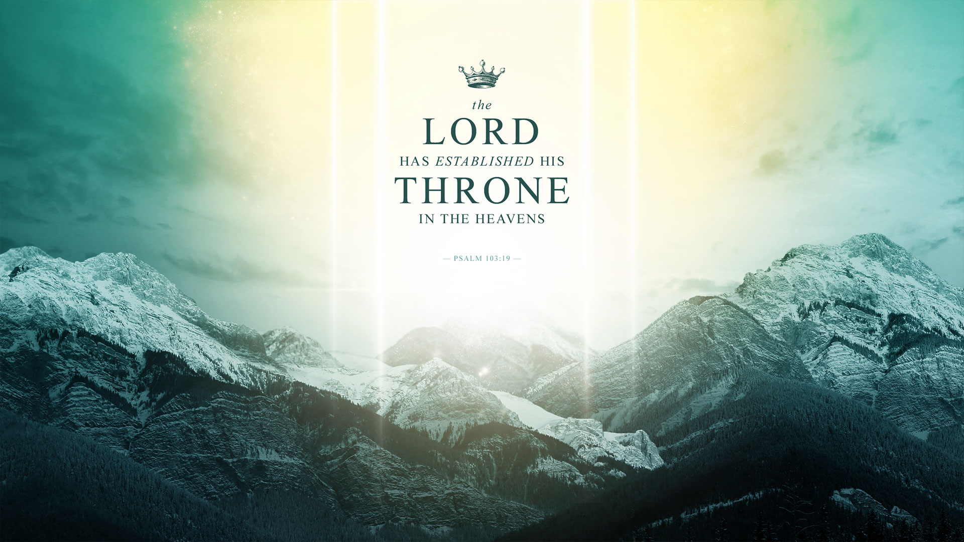 God Wallpaper Decor : Wednesday wallpaper throne in the heavens jacob abshire