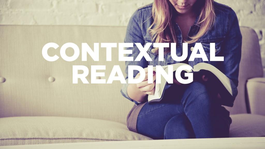 contextual-reading